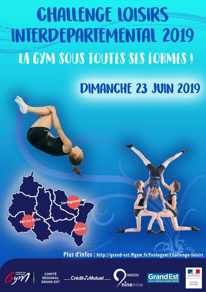 Affiche Challenge 2019